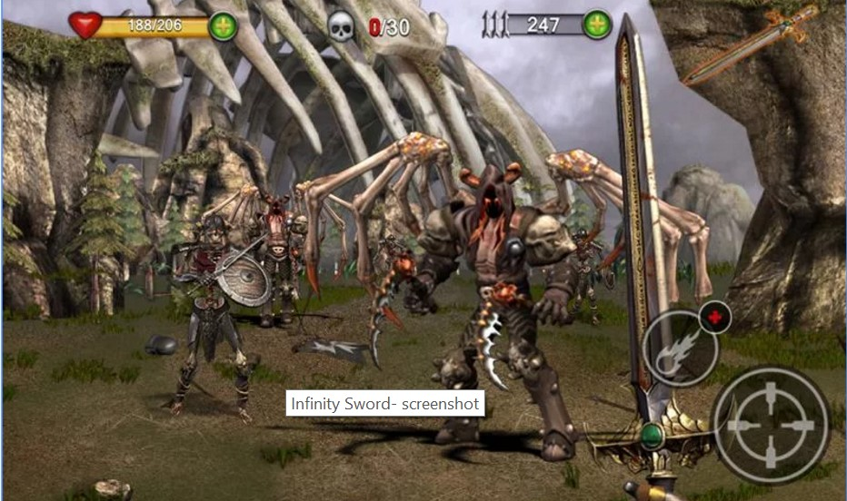 download infinity sword for pc